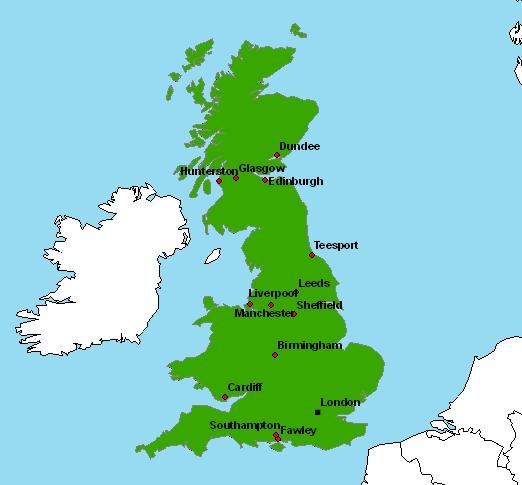 Nom De Ville En Angleterre