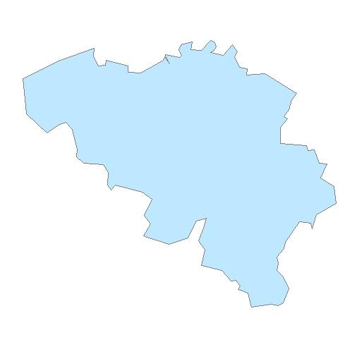 Maps Of Belgium - Belgium map png