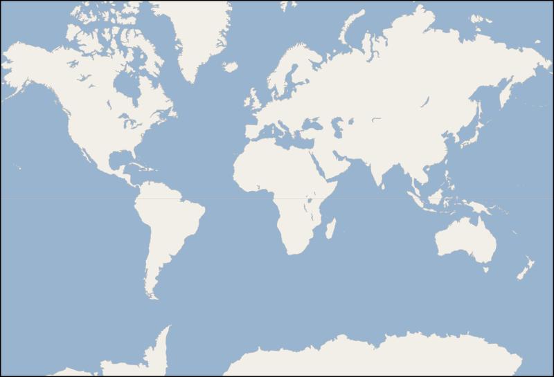 atlas du monde grand format